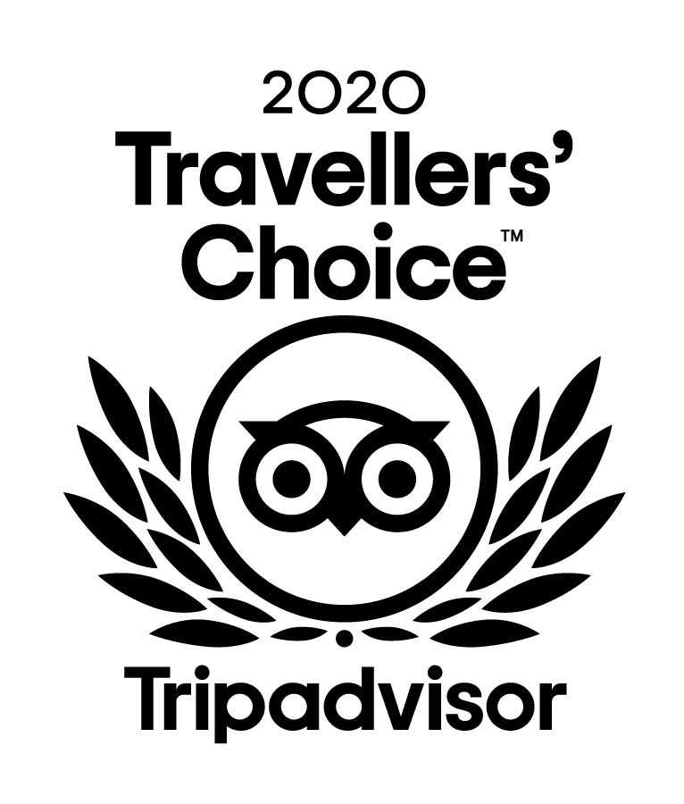 Tripadvisor - Travellers' Choice 2020