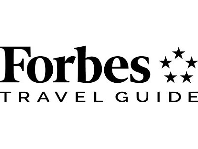 Logo Penghargaan Forbes Travel Guide Star