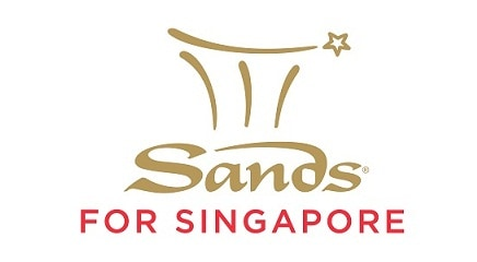 Logo Sands for Singapore