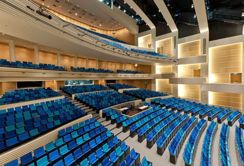 Sands Grand Theatre, Mastercard Theatres di Marina Bay Sands