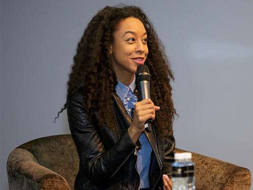 Corinne Bailey Rae Interview at Marina Bay Sands
