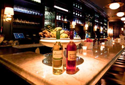 Amaro Bar di Osteria Mozza - Koktail and Wine Italia di Marina Bay Sands