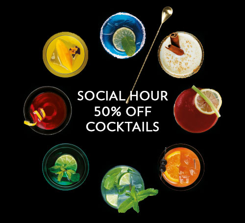 Promosi Cocktail Social Hour di Marina Bay Sands