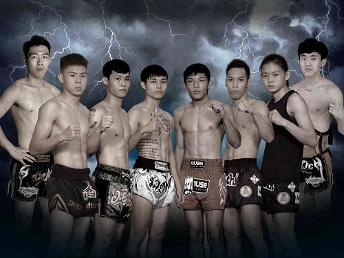 Asia Fighting Championship 2017 at Marina Bay Sands