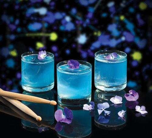 Cocktail Blue Electricity di Adrift