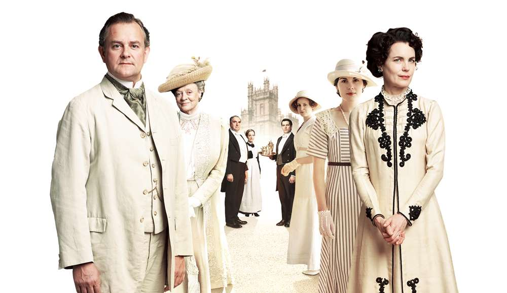 Pameran Downton Abbey di Marina Bay Sands