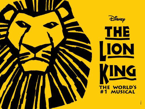 THE LION KING di Marina Bay Sands di Singapura