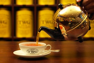 TWG Tea Salon & Boutique - Show & Dine