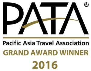 Pemenang Grand Award 2016 Pacific Asia Travel Association (PATA)