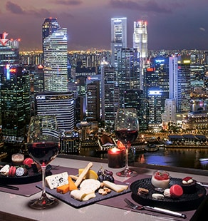 The Club di Marina Bay Sands