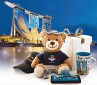 Katalog Gift Shop Marina Bay Sands