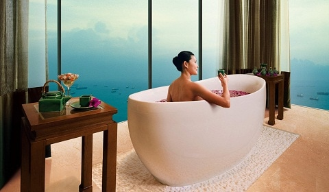 Banyan Tree SPA & Fitness di Marina Bay Sands