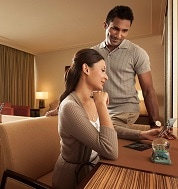 Penawaran Upgrade Clubroom di Marina Bay Sands