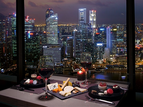 Club55 di Marina Bay Sands