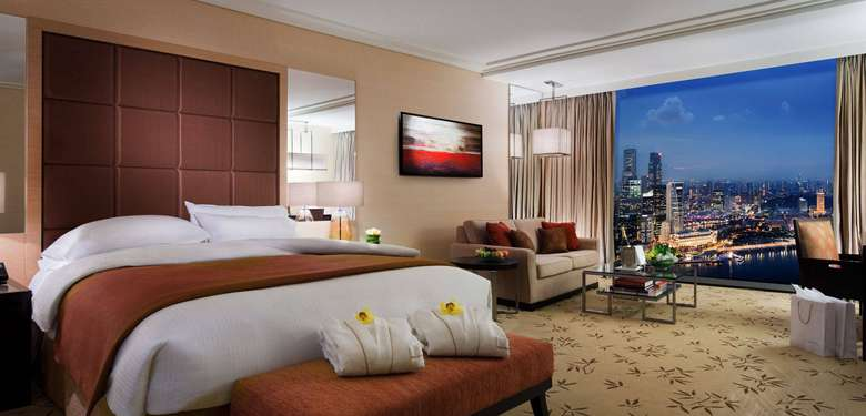 Club Room di Marina Bay Sands Hotel