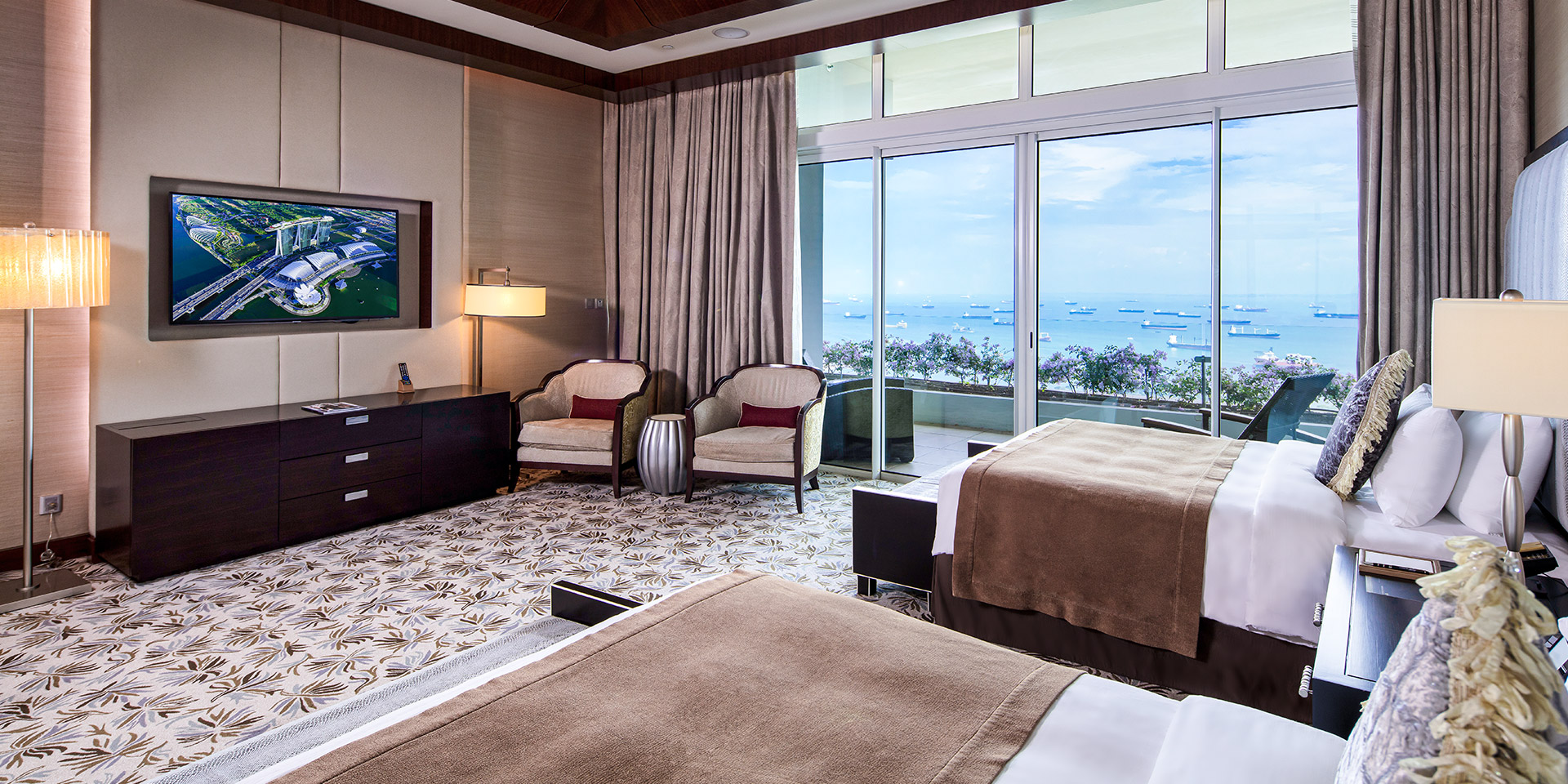 Chairman Suite di Marina Bay Sands