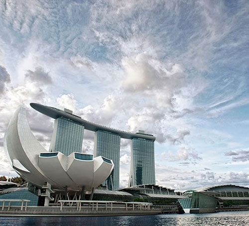 Marina Bay Sands Staycation