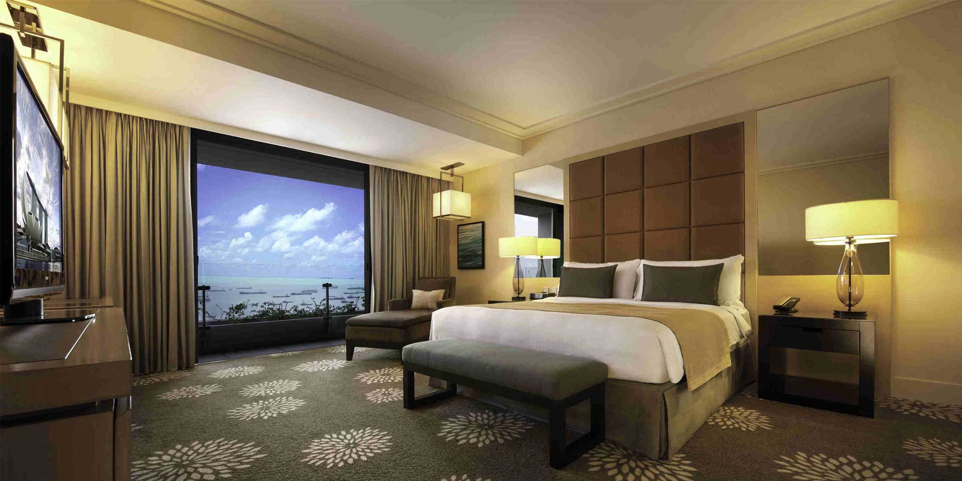 Club Room di Marina Bay Sands