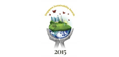 Logo Singapore Sustainability Awards 2015