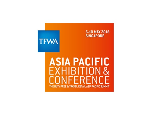 TFWA Asia Pacific Exhibition & Conference at Marina Bay Sands