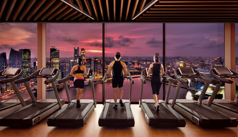 Banyan Tree Fitness Club
