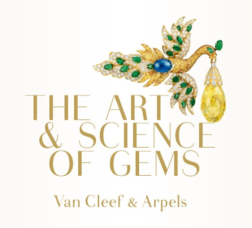 Van Cleef & Arpels, the Art and Science of Gems at ArtScience Museum