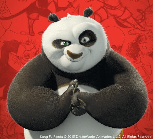 DreamWorks Animation: The Exhibition di Museum ArtScience