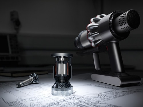 The Dyson Technology Experience