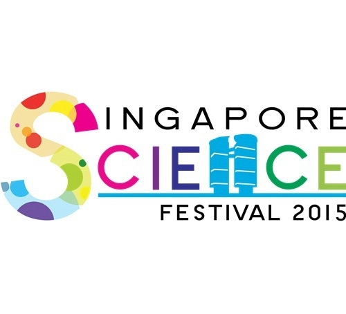 Logo Festival Singapore Science 2015
