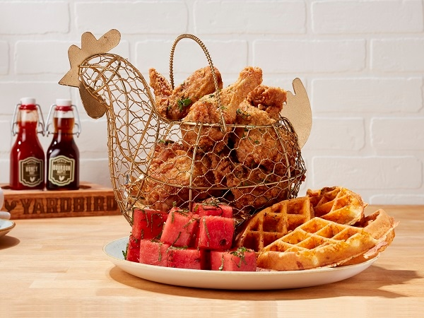 Yardbird Southern Table & Bar di Marina Bay Sands Singapura
