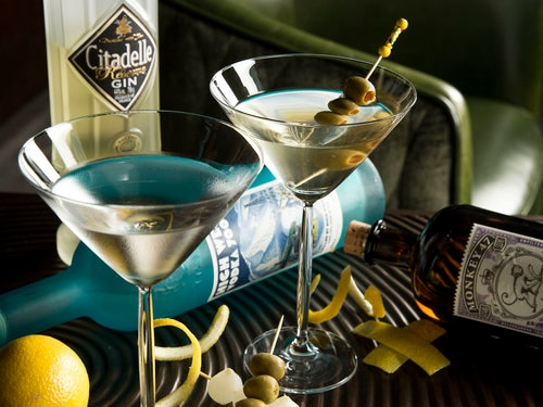 Design Your Own Martini di Renku - Marina Bay Sands