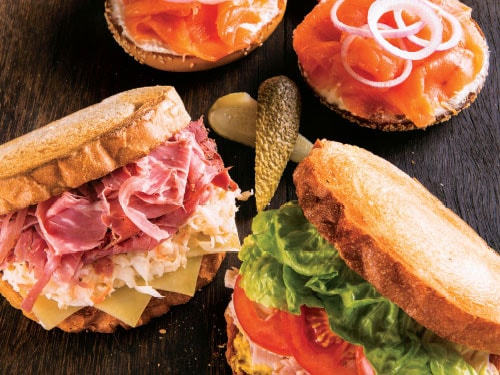 Signature New York Style Sandwiches - Signature New York Style Sandwiches - SweetSpot di Marina Bay Sands