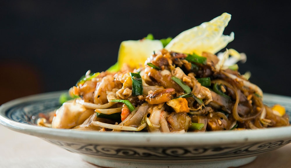 Restoran Long Chim - Pad Thai