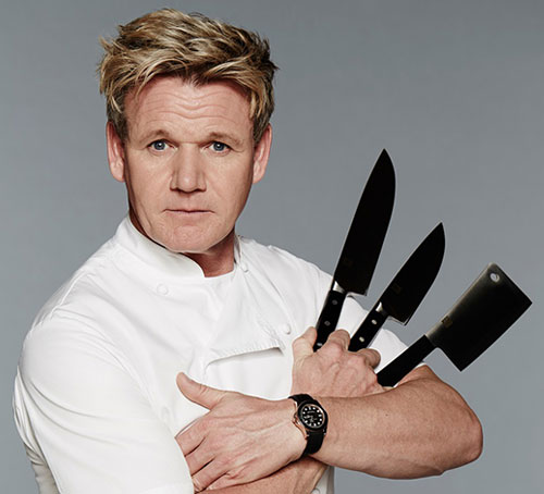 Chef Selebriti Bread Street Kitchen Gordon Ramsay