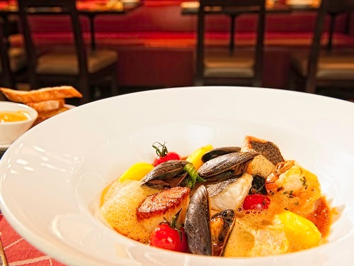 Promosi Citibank Gourmet Pleasures di db Bistro & Oyster Bar di Marina Bay Sands