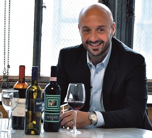Chef Mozza Joe Bastianich di Marina Bay Sands