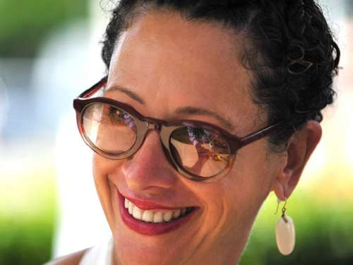 Mozza Chef Nancy Silverton  at Marina Bay Sands