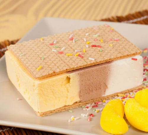 Wafer Ice Cream