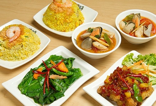 Visit our Halal Restaurants at Marina Bay Sands