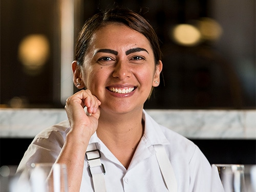 Executive Pastry Chef Ariana Flores