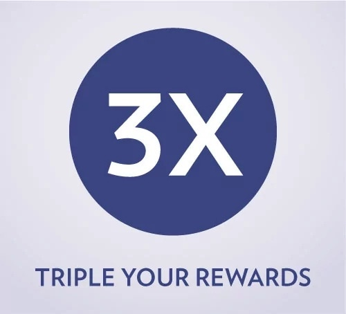 Promosi 3X Reward untuk anggota Sands Rewards LifeStyle