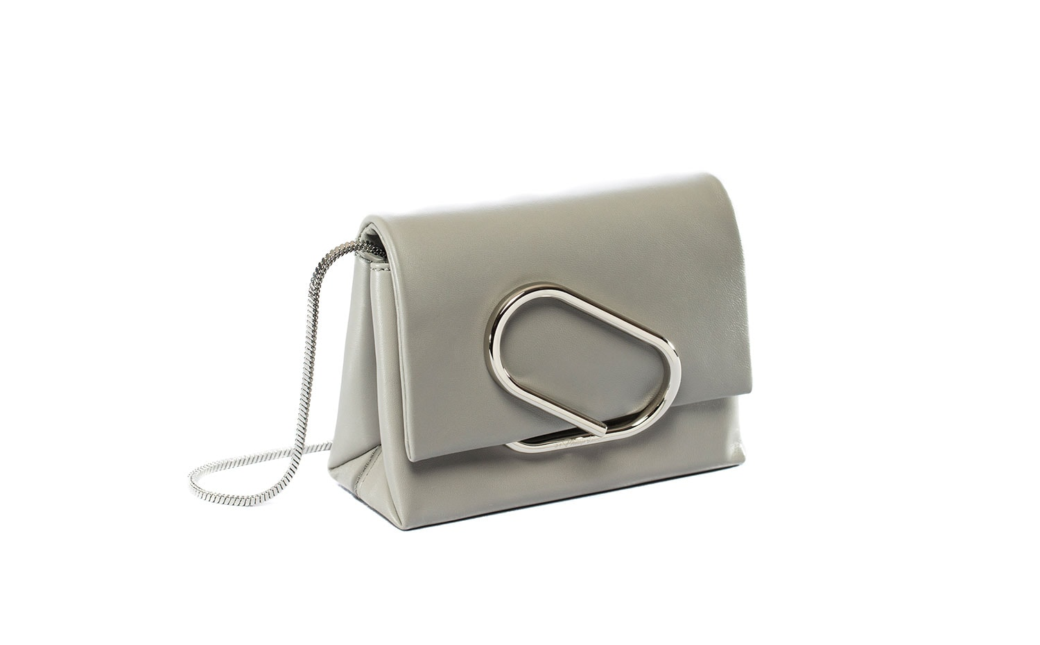 3.1 Phillip Lim: ALIX Micro Crossbody in Cement