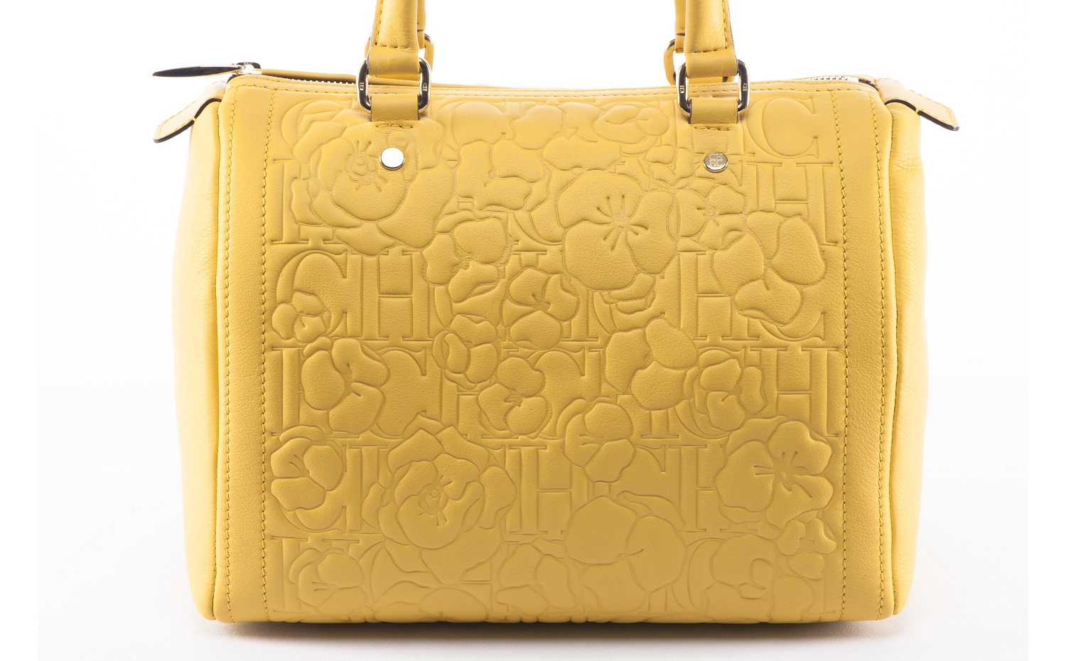 CH Carolina Herrera - Bouquet Andy Bag Warna Kuning