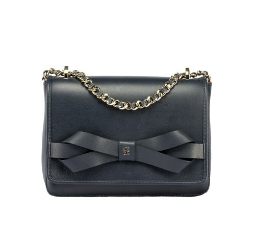 CH Carolina Herrera - MASA Bow Bag Navy