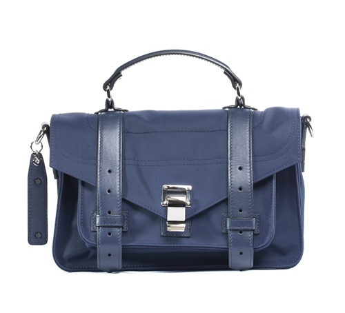 Proenza Schouler: PS1 in Indigo