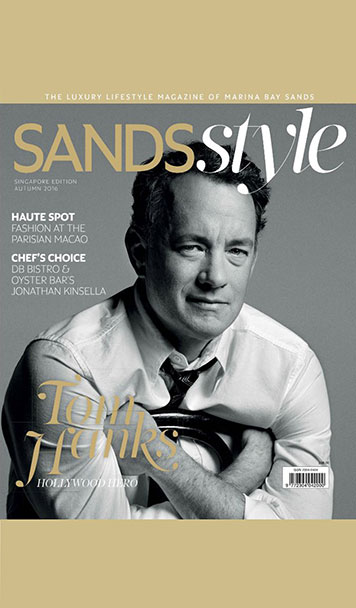 Sands Style Magazine, Singapore Edition