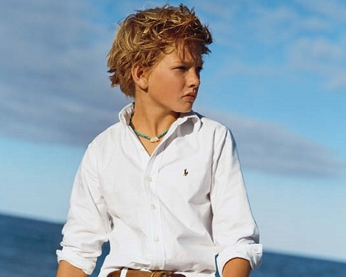 Ralph Lauren Children at the Shoppes Marina bay sands