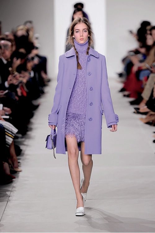 Penampilan Catwalk Michael Kors New York Fashion Week