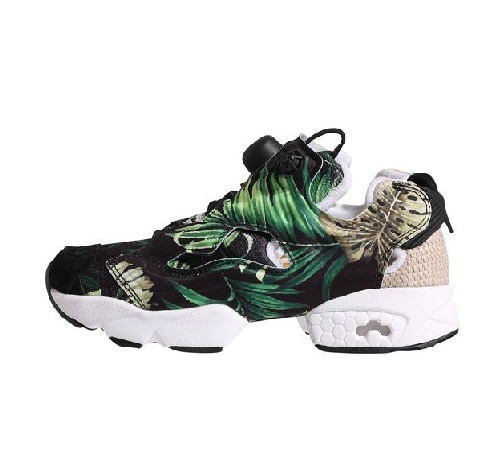 "Reebok Instapump Fury X ""Jungle Gurl"" Collaboration"
