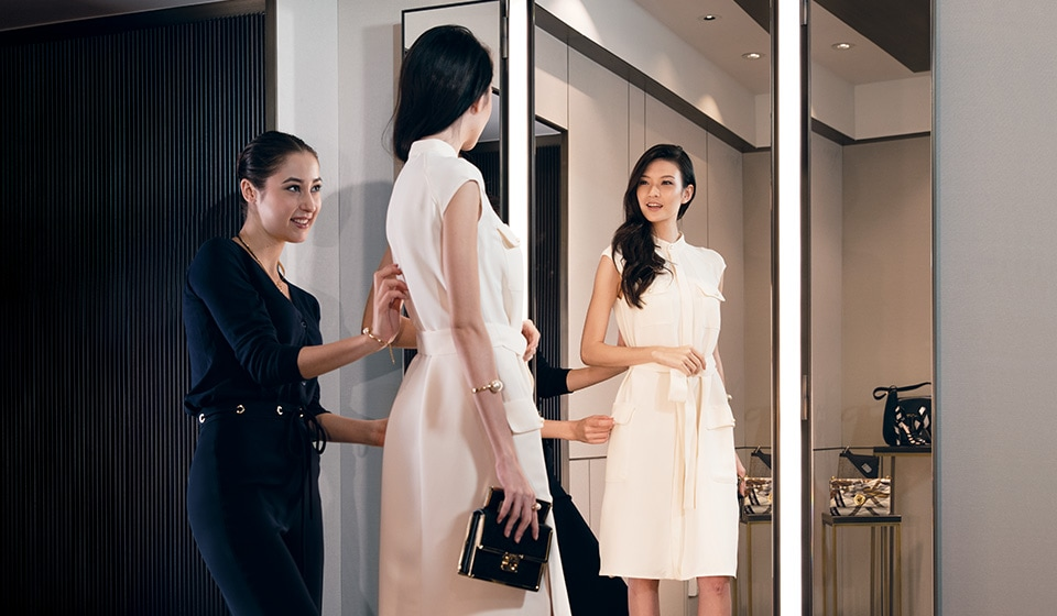 Personal Shopping Service at The Shoppes at Marina Bay Sands